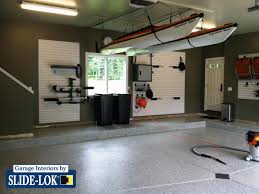 ... Cool Garage Interiors  Slide-Lok