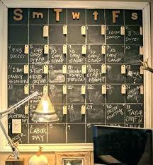 large framed chalkboard calendar my sweet c chart wall cha framed chalkboard calendar white large