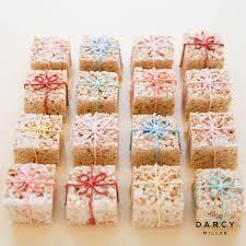 Rice Crispy Treats Designs Rice Krispie Treat Boxes Rice Crispy Treats Christmas