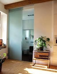 frosted barn door frosted bathroom sliding glass door frosted glass barn door