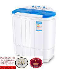 Máy giặt mini 2 lồng giặt Đa năng - Máy giặt mini 2 lồng cao cấp - Máy giặt  2 lồng TE0005 – dienmay13