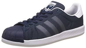 adidas shoes for men superstar. adidas originals men\u0027s superstar bounce conavy and ftwwht sneakers - 9 uk/india (43.33 shoes for men a