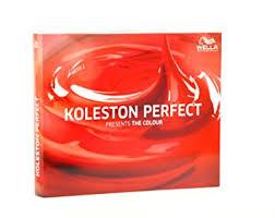 Wella Red Colour Chart Amazon Com Wella Koleston Perfect Complete 2015 Colour