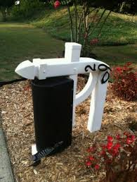 mailbox post. Mailbox Ideas My Curb Appeal Plans Beautiful Mailboxes Posts And Post