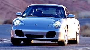 Porsche 911 Carrera 4S Coupe US spec 996 '2001–04 - YouTube