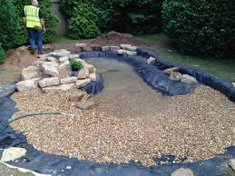Small Picture backyard 7 Small Backyard Pond Ideas Garden Pond Designs