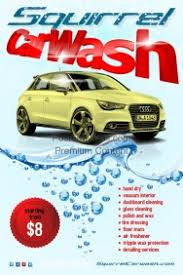 Car Wash Poster Templates | Postermywall