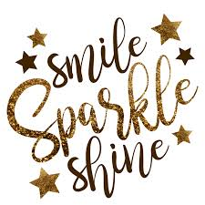 Smile Sparkle Shine Picture Quote Best Pic Quotes Awesome Sparkle Quotes