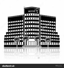 Apartment Building Clipart Black And White Home Design