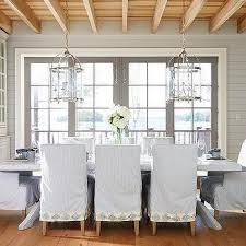 antique white wash dining set. dining table with two lanterns view full size antique white wash set