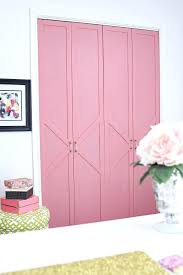 cost of closet doors this closet door makeover looks like a million bucks but cost under