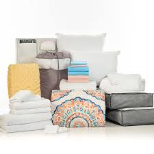 complete campus pak twin xl bedding and bath set