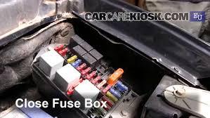 daewoo matiz fuse box wiring diagram basic