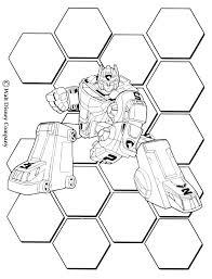 Power Rangers Coloring Sheet Power Ranger With Laser Gun Robot In