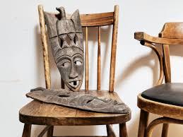 vintage african mask wall decor set of 2 african masks wood large wood masks