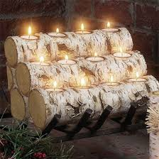 Best 25+ Log candle holders ideas on Pinterest | Wood candle holders, Porta  velas and Unique candle holders