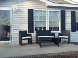 4 piece patio sets