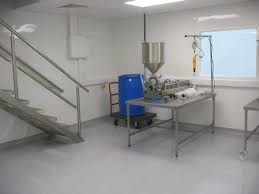 Stainless Steel Table 44Cleanroom Bench
