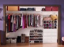 image of modern diy closet system