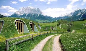 A green-roofed Hobbit home anyone can build in just 3 days | Inhabitat -  Green Design, Innovation, Architecture, Green Building