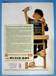 1931 dutch boy paints with dutch boy painting building s at ads by dee
