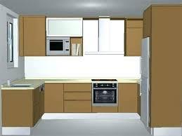 Exemple Plan De Cuisine Belle Maison Design Tarzxcom En U Les 25