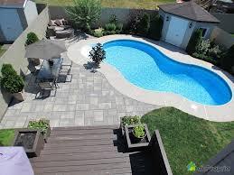 ment amenager une cour arriere maison vendre fabreville quebec province large s conceptions piscine dedans amenagement exterieure conception