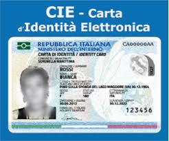 Risultati immagini per carta d'identità elettronica