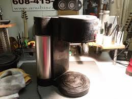 The lighted warmer switch is located on the bunn velocity brew nhs is a reservoir style automatic drip coffee maker. Clean A Bunn Nhbx B 10 Cup Coffee Maker Properly 8 Steps With Pictures Instructables