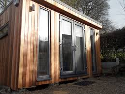 outdoor office space. Exterior View Of Office Outdoor Space Y