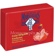 Купить <b>Мыло</b> Маленький Марселец (Le Petit Marseillais) <b>Клубника</b> ...