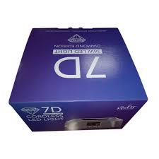 Gel 2 Led Light Cordless Gel Ii Uv Led Cordless Rechargable Lamp 7d Diamond