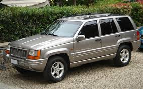 1998 Jeep Grand Cherokee 5 9 Limited Zj Specifications