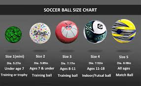 Soccer Ball Size Chart Glory Official Size 5 Performance Match And Training Soccer Ball Christmas Balls For Kids