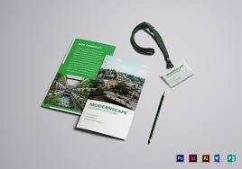 landscaping templates free landscape design brochure templates free template download