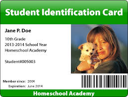 sample id cards teacher student id card maker easy and free the adventist home