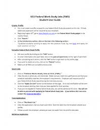 100 Example Of A Federal Resume Executive Resume Samples
