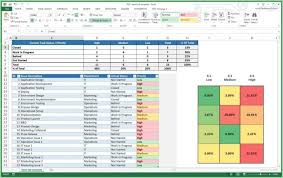 Project Management Plan Excel Free Excel Project Management Dashboard Templates Template 1