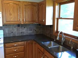 Apple Valley Kitchen Cabinets American Granite Stone 910 798 2045 Example Of A Tumbled