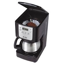 Coffee Maker Carafe And Single Cup Mr Coffeer Advanced Brew 5 Cup Programmable Coffee Maker With
