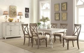 riverside furniture aberdeen round pedestal dining table wayside furniture kitchen tables