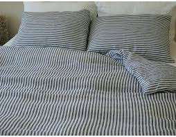 striped bedding gray and white target brooklyn set striped bedding