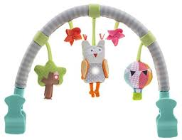 Taf Toys Musical Arch - Owl. Stroller, Pram and Car Seat Activity ...