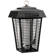 Industrial Bug Light Flowtron 1 5 Acre Electric Insect Killer Walmart Com
