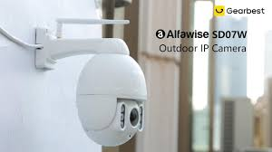 <b>Alfawise SD07W Outdoor Waterproof</b> IP Camera - Gearbest.com ...