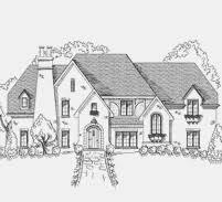 tudor house plans. Culverton Tudor House Plans R