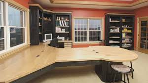 custom desks for home office. Ohio Hardwood Home Office Cabinets Schlabach Wood Design Contemporary Custom Furniture Regarding 7 Desks For