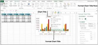 Advanced Excel Format Charts Tutorialspoint