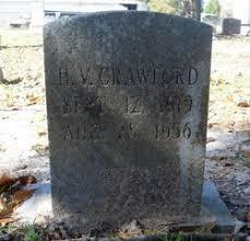 H. V. Crawford (1919-1956) - Find A Grave Memorial