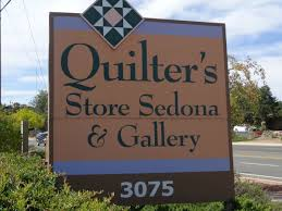 Fabulous quilt shop in Sedona, Arizona | Quilting Sewing Creating & We were staying in Flagstaff so it was a short drive to visit Sedona. The  area around this town is full of breath taking scenery, what a job Mother  Nature ... Adamdwight.com